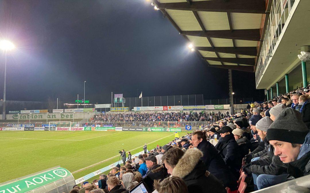 GUTSCHEIN für Getränk und Grillwurst beim VfB Lübeck